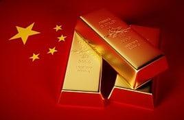 China, Goldreserven