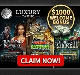 Luxury Casino banner 268x250