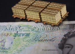 Gold, Goldreserven, Bank of England (Foto: Goldreporter)