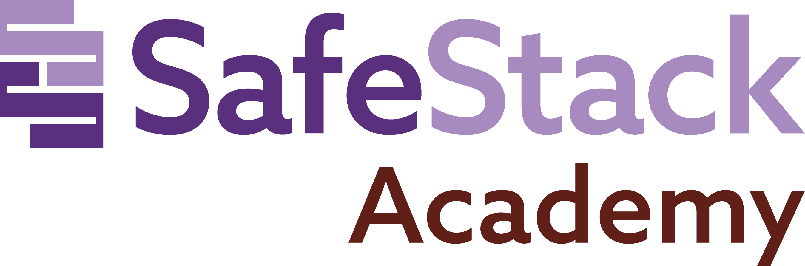 SafeStack Academy logo