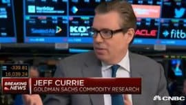 Jeff Currie CNBC