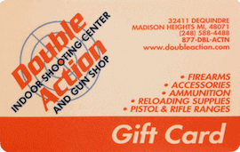 double action gun shop gift cards
