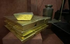 Gold-ETF, Goldbarren (Foto: Goldreporter)