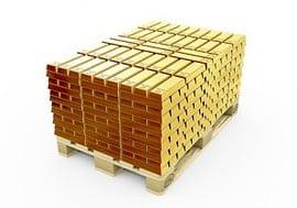 Gold, Goldbarren, Goldpreis