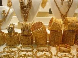 Gold, Schmuck
