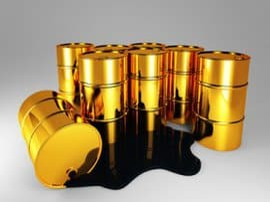 Gold, Öl. Venezuela, Iran