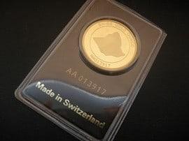 Goldmarkt, Gold, Schweiz, Goldbarren (Foto: Goldreporter)