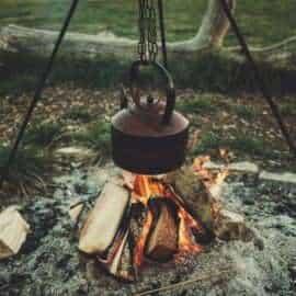 Slow camping