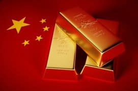 Gold, Goldreserven, China