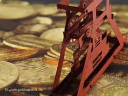Gold, Förderung, Länder (Foto: Goldreporter)