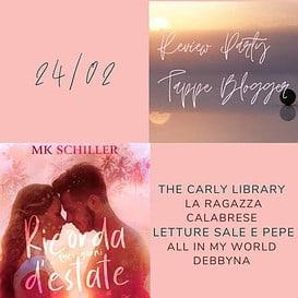 Recensione | Ricorda quei giorni d'estate di MK Schiller 4