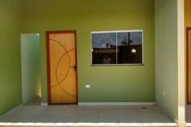 Vendo casas novas com 2 dormitórios na região do Alves Pereira