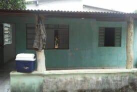 vendo casa de 60 mil na vila são Pedro em aquidauana