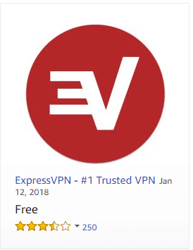 amazon select expressvpn