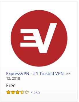 amazon select expressvpn