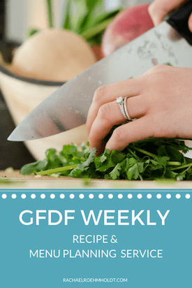 GFDF Weekly