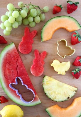 Easy Easter Fruit - Best DIY Easter Crafts and Recipes