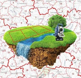 Вынос в натуру границ земельного участка в Липецке