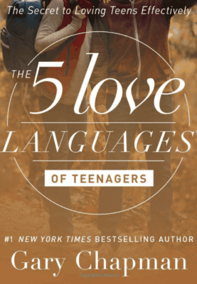 5 Love languages for teens book