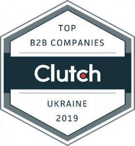 Clutch B2B Companies Ukraine 2019