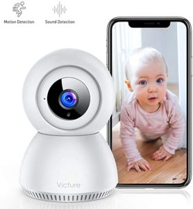 Victure Full-HD 1080p Baby Monitor