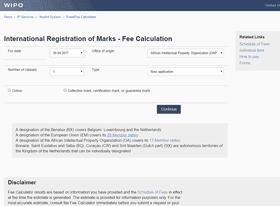 fee calculator
