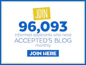 Join the informed applicants who read Accepted's blog!