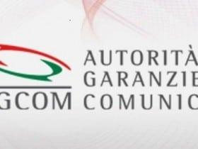AGCOM multa cinque operatori italiani