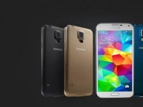 Ripristinare il Galaxy S5 allo stato di fabbrica