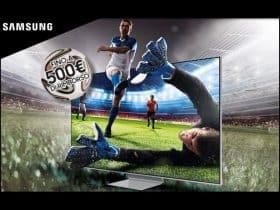 rimborso smart tv samsung 500 euro