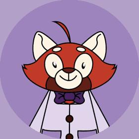 SafeStack red panda Riley