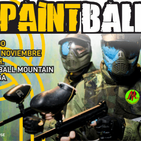 Paintball residencia universitaria en malaga Rut