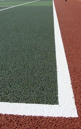 Покрытие для игры волейбол.