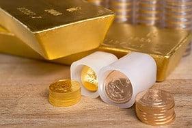 Gold, Goldhändler