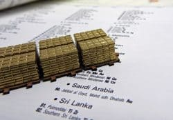 Gold, Saudi-Arabien