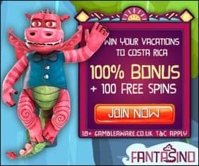 Fantasino Casino | €700 Bonus and 100 Free Spins | Free Play Games!