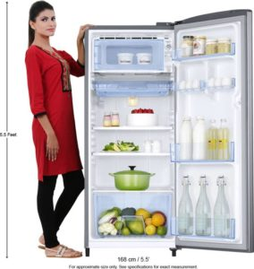 Samsung Best Single Door Refrigerators in India