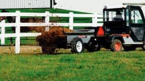 MX25G from the MX series of manure spreaders.