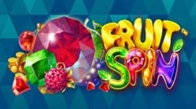 Fruit Spin Netent Casino Logo