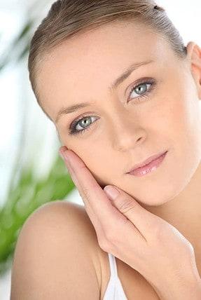 peeling gel for skin exfoliating, brightening skin