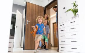Verschiedene Türarten für Ihr Haus