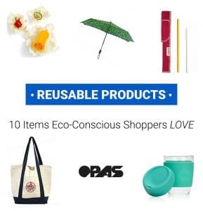 Reusable Eco-Conscious Products