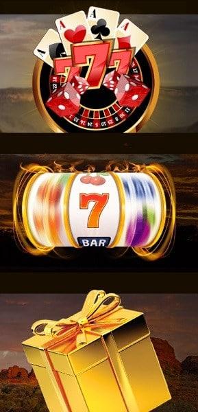 RTG, Saucify, Rival Casino pokies