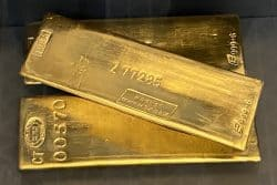 Gold, Polen, Goldbarren (Foto: Goldreporter)