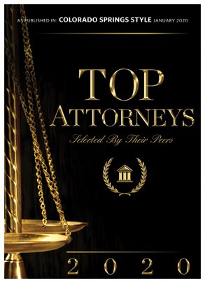 2020 Top Attorneys Award