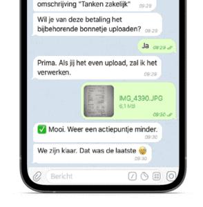 btw aangifte voorbereiden met een chatbot