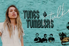 "Podcast: Tunes & Tumblers Floats in Memory with talker's ""Keep Me Safe"""