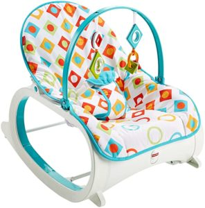 Fisher-Price Rocker Geo Diamonds