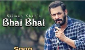 Bhai Bhai Ringtone – Salman Khan New Song