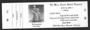 MEW Ticket 2004